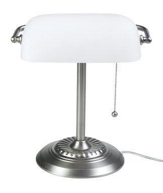Living Accents Bankers Lamp