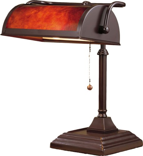 Normande Lighting BL1-103 Bankers Lamp